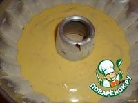 Мраморный кекс  с шоколадной глазурью ингредиенты