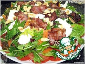 """Салат """"Хаос"""" – кулинарный рецепт"""