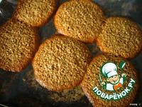 Постное овсяное печенье Экспромт ингредиенты