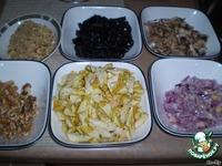 """Салат """"Каприз"""" ингредиенты"""