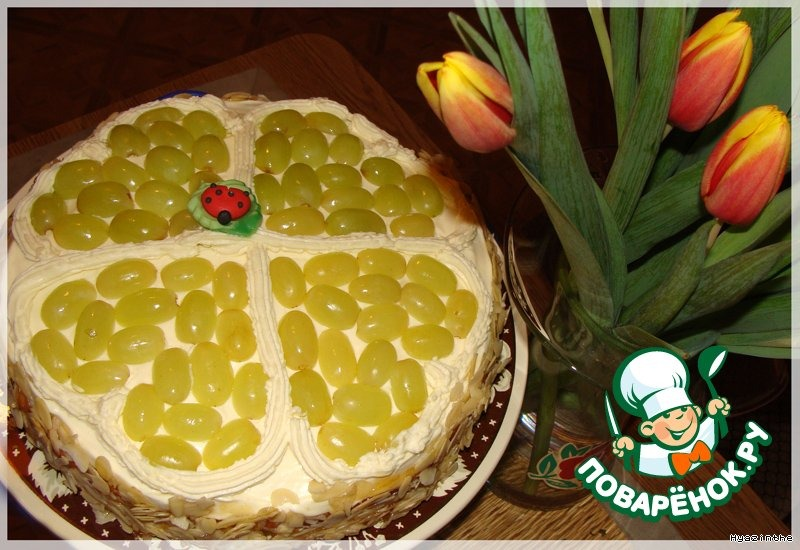 Торт Счастливчик
