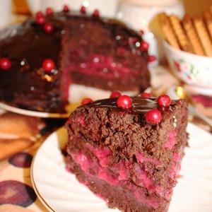 Фото: Постные торты