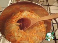 Легкий мясной супчик из шпината и болгарского перца ингредиенты