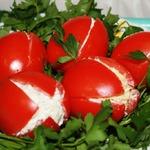 Закуска Букет тюльпанов