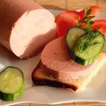 Колбаса постная без мяса