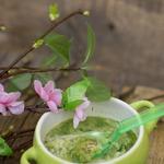 Весенний Грин суп