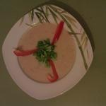 Суп-пюре с копченым вкусом