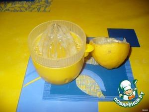 Креветки в чесночно-лимонном соусе – кулинарный рецепт