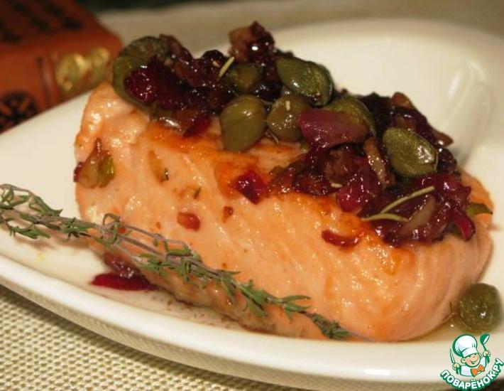 Рецепт: Рыба под маринадом Эскабече
