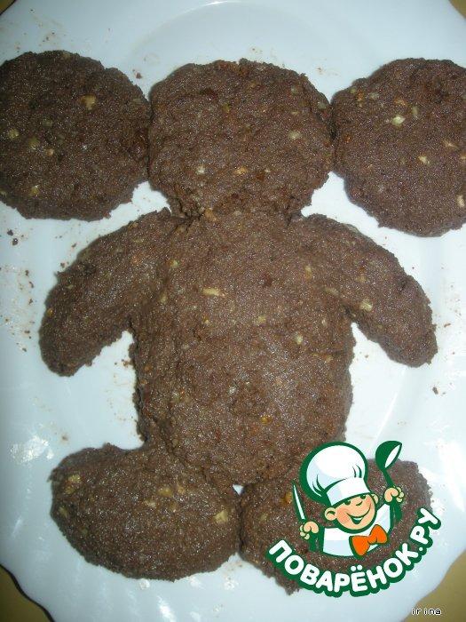 Пирожное Картошка-Чебурашка