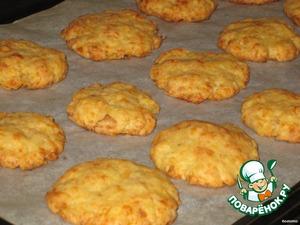 Печенье сырное «Чипсик» – кулинарный рецепт