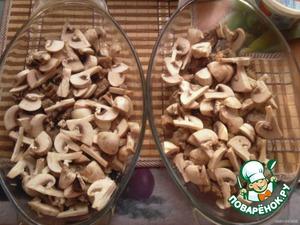 Layer mushrooms