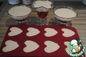 Творожно-клубничный десерт – кулинарный рецепт