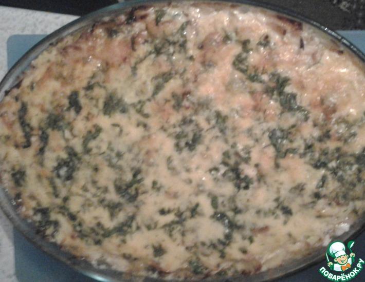 Запеканка из капусты и мясного фарша – кулинарный рецепт