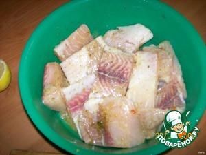 Рыба в картофельной корочке – кулинарный рецепт