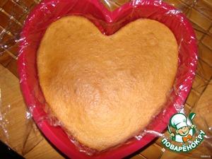 """Торт суфле """"Для двоих"""" – кулинарный рецепт"""