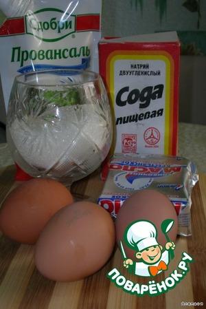 Орешки – кулинарный рецепт