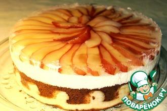 Рецепт: Торт Первая любовь