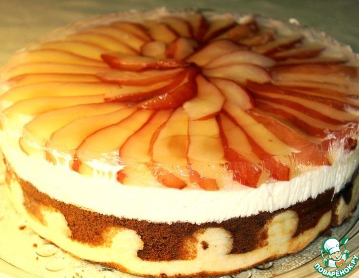 торт - сладкая любовь рецепт