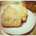 Классическое печенье шортбред Съешь меня