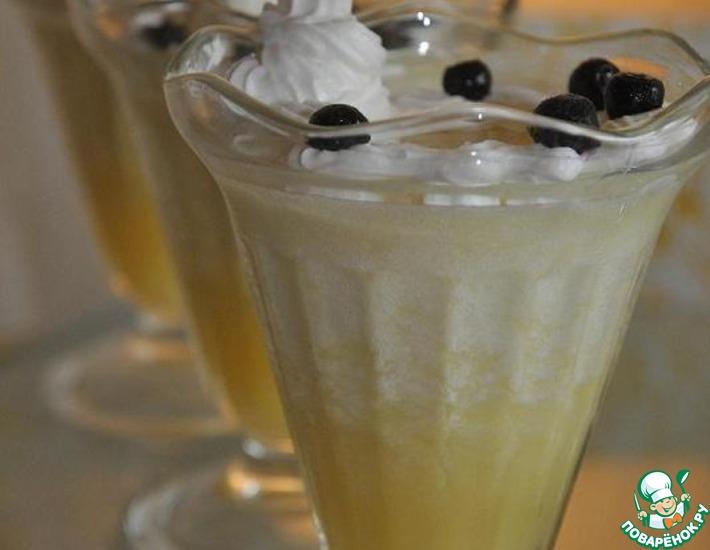 Рецепт: Десерт Предание старины глубокой