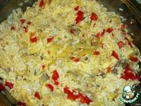 Ризотто Рисовая фантазия ингредиенты