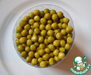 """Салат """"Букет нарциссов"""" – кулинарный рецепт"""