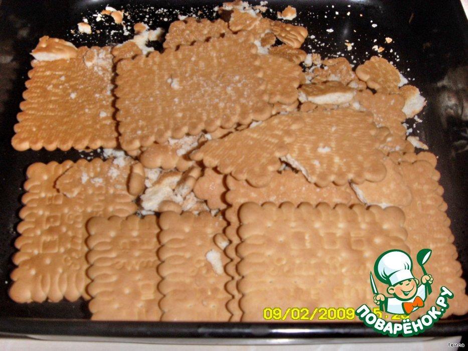 Карамельный чизкейк-мусс без выпечки