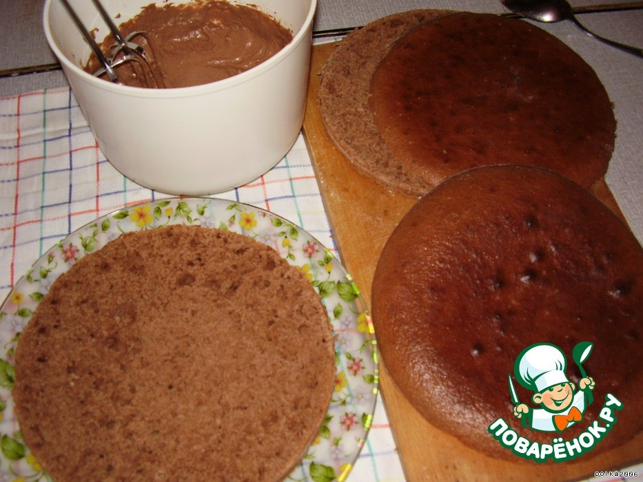 Торт Афроукраинец