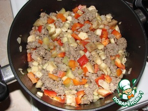"""Овощной """"сюрприз"""" – кулинарный рецепт"""
