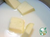 Профитроли, начиненные домашним шоколадным мороженым ингредиенты