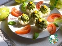 Шпинатно-яичная закуска ингредиенты