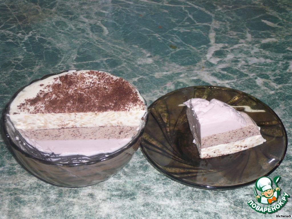 Десерт Неженка