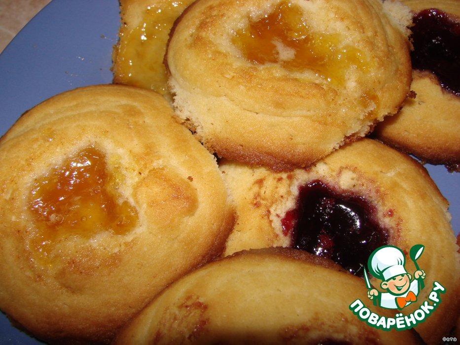 Печенье а-ля курабье