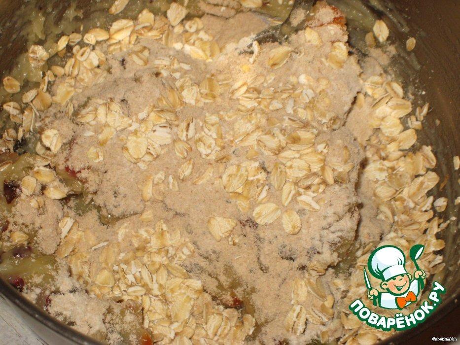 Печенье «Гречнево-овсяные вкусняшки»