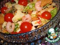 """Салат  """"Ужин для двоих"""" ингредиенты"""
