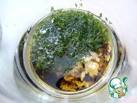 Хумус с помидорами Бальзамик ингредиенты