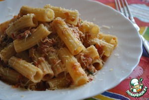 Pasta with tuna from Jamie Oliver
