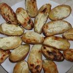 Запеченный картофель со сметаной