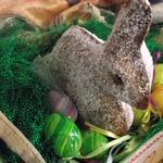 Марципановый пасхальный заяц