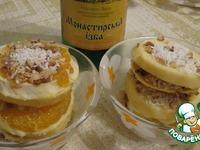 Десерт для любимого ингредиенты