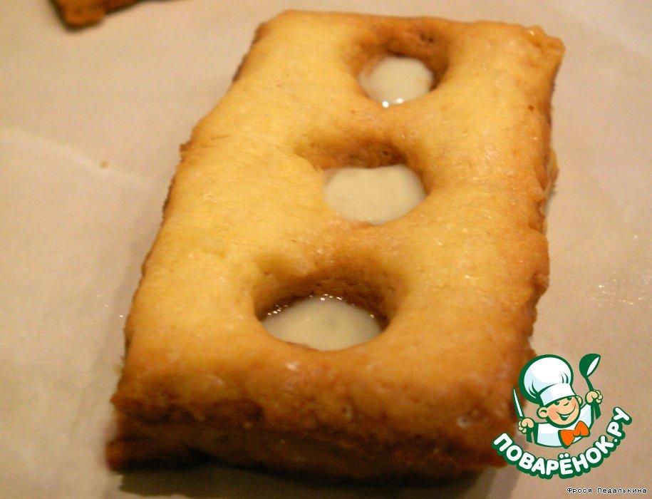 Печенье Светофорчики