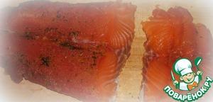 Семга малосольная – кулинарный рецепт