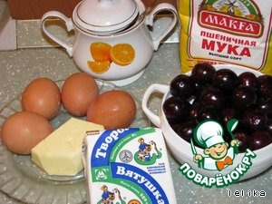 These are products that will help us to create this cake!  Berries can use any suitable even canned fruit.