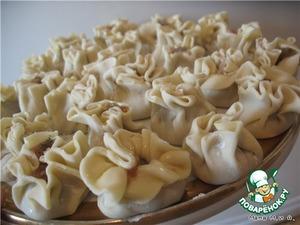 When skill molded fast as dumplings.