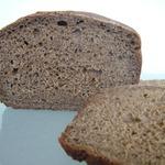 Ржано-пшеничный на закваске с солодом и тмином
