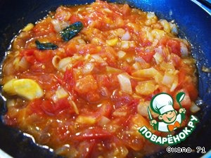Simmer 10-15 minutes until the consistency of tomato paste.