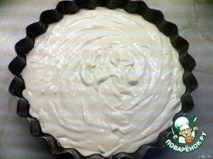 Форму для выпекания смазать растительным маслом и выложить полученную массу.