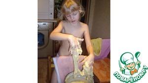 Кулич на сыворотке и желтках – кулинарный рецепт