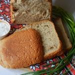 Многозерновой хлеб постный
